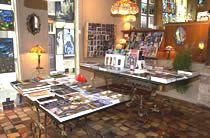 Librairie sur le vitrail  / Specialized books on stained-glass